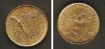 monedas de Asia - Malasia -  Daga nativa y vaina