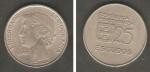 monedas de Europa - Portugal -  Libertad y Democracia