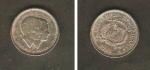 monedas de America - Rep Dominicana -  Sánchez - Mella, y Escudo Nacional