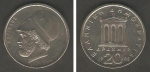 monedas de Europa - Grecia -  Pericles