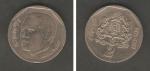 monedas de Africa - Marruecos -  Rey Mohamed VI y Escudo de armas real