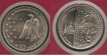 monedas de Europa - Alemania -  Franz Kafka 125 aniversario