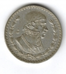monedas de America - México -  general