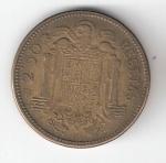 monedas de Europa - España -  2,50 ptas Franco 1953 (*1956) RC