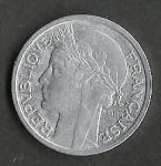 monedas de Europa - Francia -  LIBERTE EGALITE FRATERNITE 1947 (POSTERIOR)