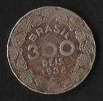 monedas de America - Brasil -  GETULIO VARGAS 1939 BRASIL (FRONTAL)