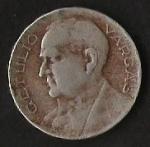 monedas de America - Brasil -  GETULIO VARGAS 1939 BRASIL (POSTERIOR)