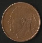 monedas de Europa - Noruega -  ALCE - OLAV V.R NORUEGA 1964 (POSTERIOR)