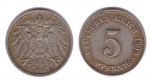 monedas de Europa - Alemania -  IMPERIO