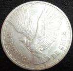 monedas de America - Chile -  1963 (Anverso)