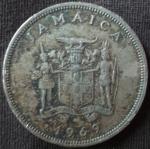 monedas de America - Jamaica -  1969 (Anverso)