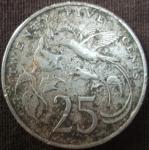 monedas de America - Jamaica -  1969 (Reverso)