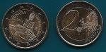 monedas de Europa - España -  PARK GÜELL - GAUDI