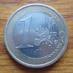 monedas de Europa - Francia -  MONEDA EURO - UNION EUROPEA - ANVERSO
