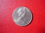 monedas de Oceania - Australia -  Elizabeth II / anverso