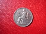 monedas de Europa - Italia -  Bvono da L 1 / anverso
