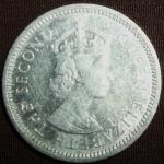 monedas de America - Belice -  1987 (Anverso)