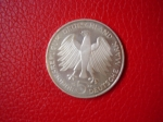 monedas de Europa - Alemania -  Car F. Gauss / reverso