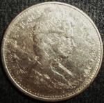 monedas de America - Canadá -  1968 (Anverso)