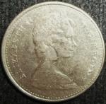 monedas de America - Canadá -  1969 (Anverso)