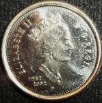 monedas de America - Canadá -  2002 (Anverso)