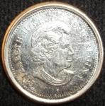 monedas de America - Canadá -  2003 (Anverso)