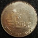 monedas de America - Cuba -  1981 (Reverso)