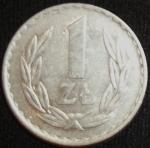 monedas de Europa - Polonia -  1975 (Reverso)