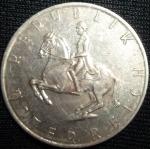 monedas de Europa - Austria -  1972 (Anverso)