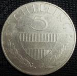 monedas de Europa - Austria -  1974 (Reverso)