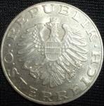 monedas de Europa - Austria -  1980 (Anverso)