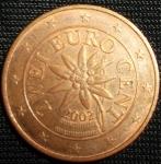 monedas de Europa - Austria -  2002 (Anverso)