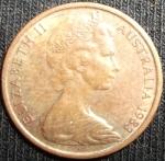 monedas de Oceania - Australia -  1983 (Anverso)