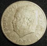 monedas de America - Haití -  1975 (Anverso)