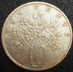 monedas de America - Jamaica -  1981 (Reverso)