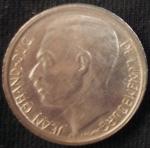 monedas de Europa - Luxemburgo -  1968 (Anverso)