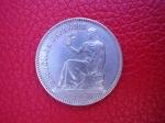 monedas de Europa - España -  Segunda Republica / Anverso
