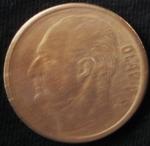 monedas de Europa - Noruega -  1968 (Anverso)