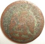 monedas de America - México -  1890 (Reverso)