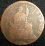 monedas de America - México -  1842 (Anverso)