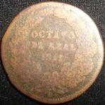 monedas de America - México -  1842 (Reverso)