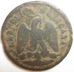 monedas de America - México -  1888 (Reverso)
