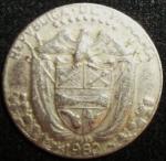 monedas de America - Panamá -  1982 (Anverso)