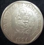 monedas de America - Perú -  1994 (Anverso)