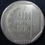 monedas de America - Perú -  1994 (Reverso)