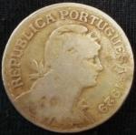 monedas de Europa - Portugal -  1929 (Anverso)