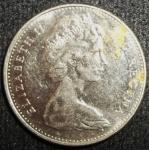 monedas de America - Canadá -  1976 (Anverso)