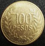 monedas de America - Colombia -  2010 (Reverso)