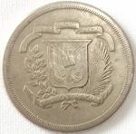 monedas de America - Rep Dominicana -  1978 (Reverso)