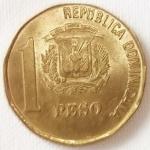 monedas de America - Rep Dominicana -  2002 (Reverso)